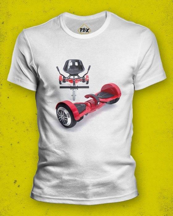 Genesis Hoverboard Cart T-Shirt