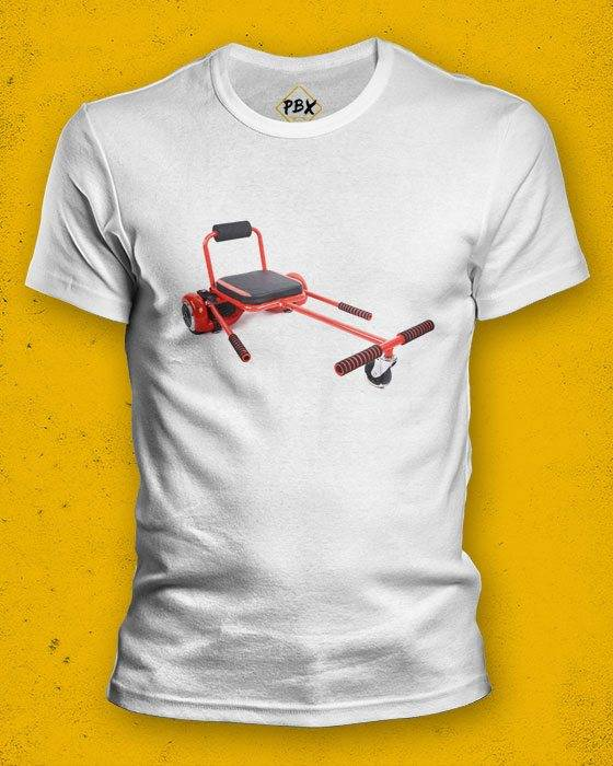 Ergonomic Hoverboard T-Shirt