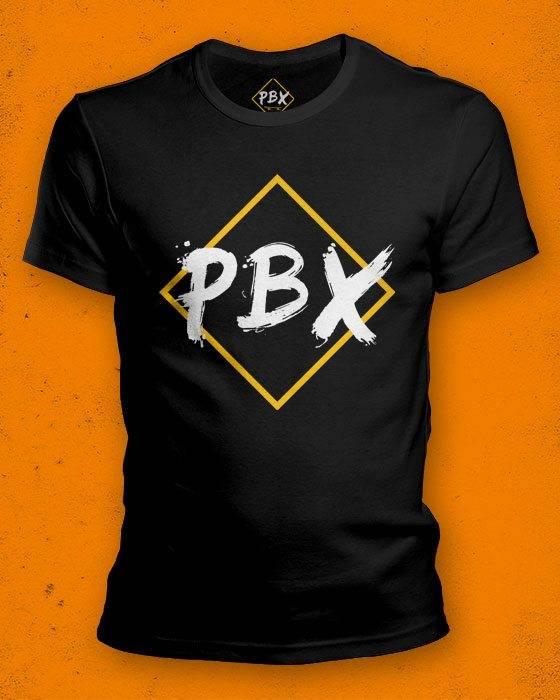 PBX T-Shirt (Black)