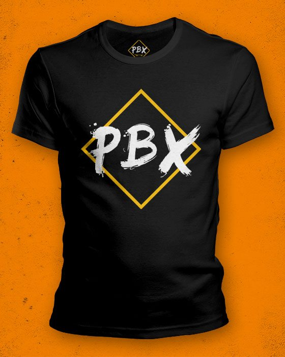 PBX T-Shirt (Black)