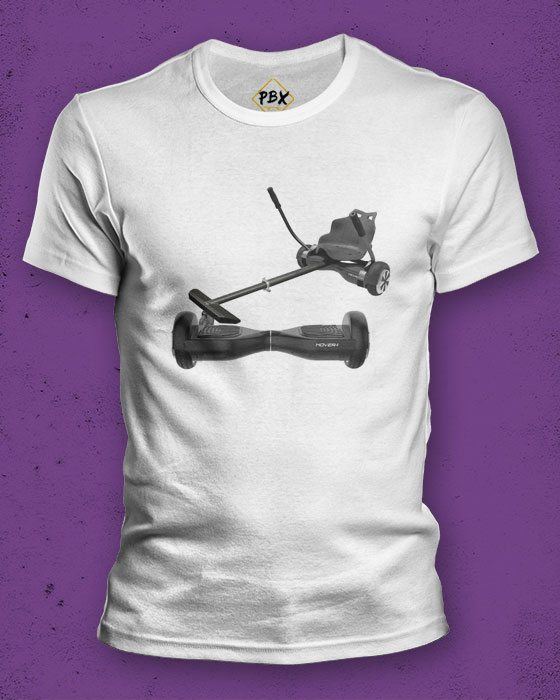Hoverboard Buggy Combo T-Shirt