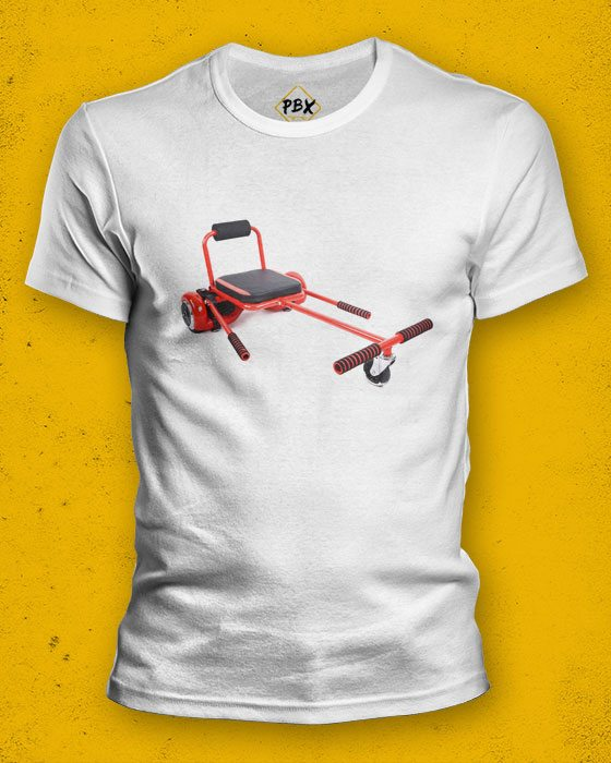 Ergonomic Hoverboard T-Shirt